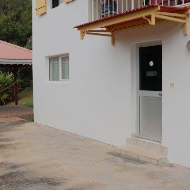 3 Gites située dans la commune de Trois-Rivieres en Guadeloupe
